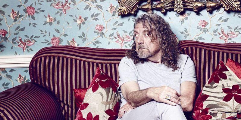 "Rock-Legende Robert Plant veröffentlicht das Album ""Carry Fire""."