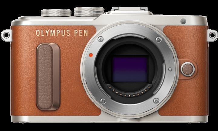 OLYMPUS PEN E-PL8 – Für stilbewusste Social-Media-Fans