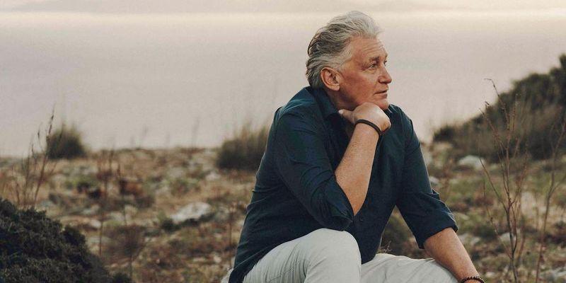 """Rainhard Fendrich veröffentlicht sein Album """"Starkregen""""."""