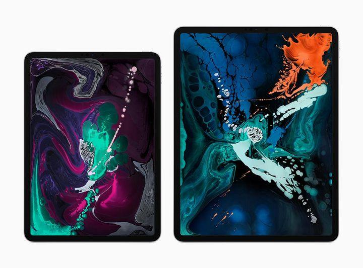 """Ebenfalls im Vorfeld erwarten worden war die Neuauflage des """"iPad Pro""""."""