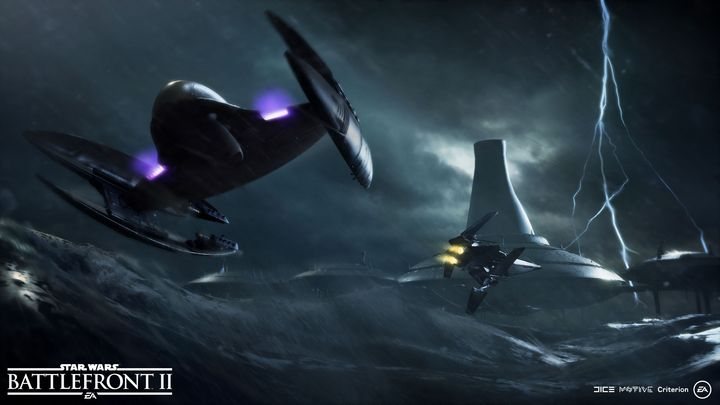 """Epische Schlachten im """"Star Wars""""-Universum."""