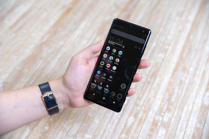 Eine künstliche Intelligenz unterstützt Sonys Smartphone.