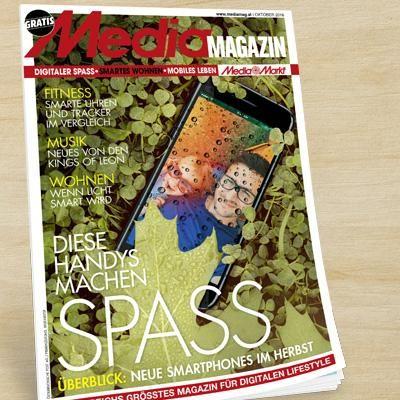 Mediamagazin Oktober 2016