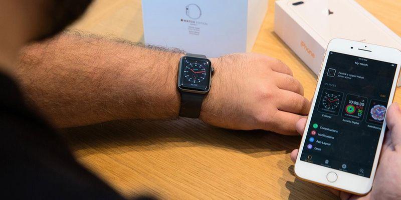 Das kann die Taschenlampe der Apple Watch 3.
