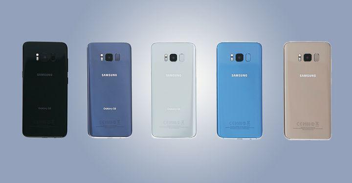 """""""Samsung Galaxy S8"""""""