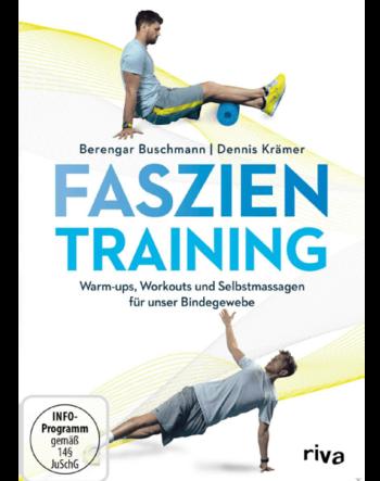 DVD für Warm-Ups, Workout und Selbstmassage zum Faszien-Training