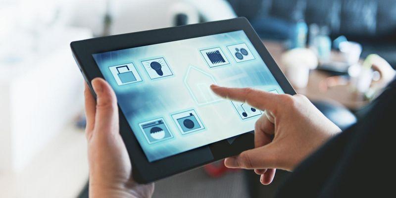 """Das Smart Home ist ein Anwendungsbereich des """"Internet Of Things""""."""