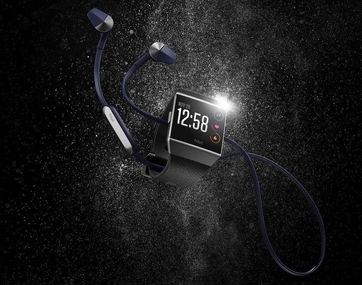 """Die Fitbit """"Ionic"""" liegt im Trend."""
