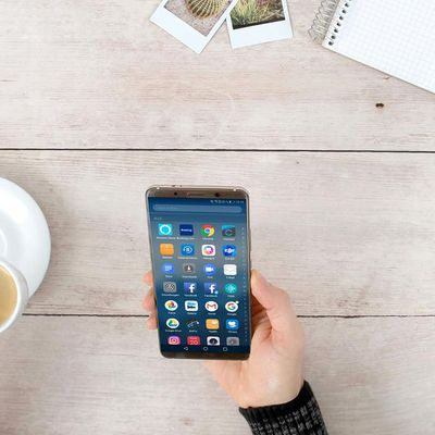 Huawei Mate10 Pro: Perfekter Reisebegleiter.
