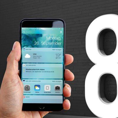 Was kann man vom iPhone 8 erwarten?