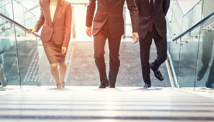 Fit ins Jahr 2020: Kleine Schritte führen schneller zum sportlichen Ziel.