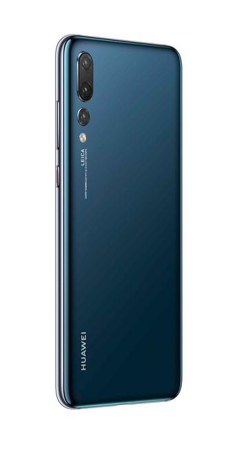 Das Huawei P20 Pro.