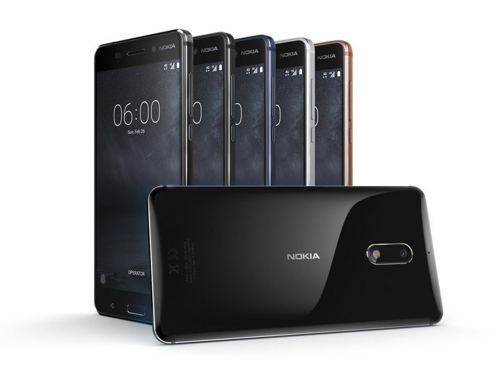 das neue Nokia 6