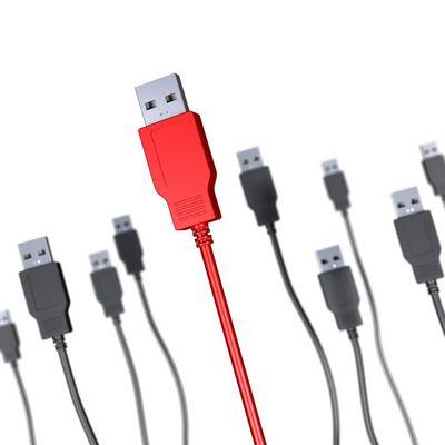 USB-Anschluss: Eine Typologie