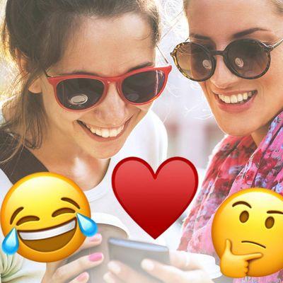 Ranking der Lieblings-Emojis