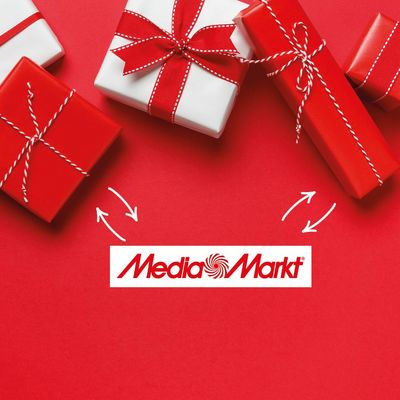 Geschenke-Umtausch  bei Media Markt