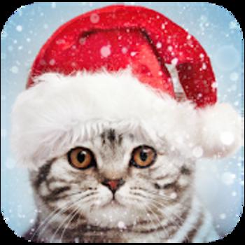 """""""Weihnachten Foto Rahmen"""": Weihnachtsapp mit vielen Bildgestaltungsmöglichkeiten, inkl. animierten Fotos"""