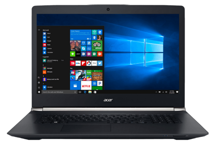 ACER Notebook Aspire VN7-792G-77UV