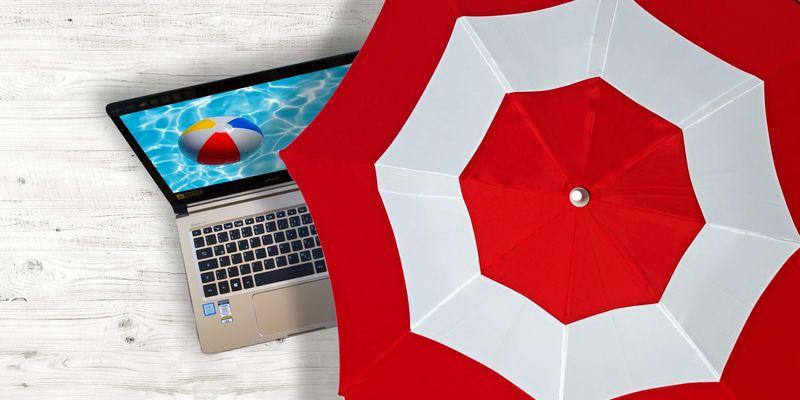 Mit diesen Tipps kommt Ihr Notebook kühl über den Sommer.
