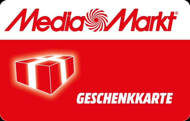 Eine MediaMarkt-Geschenkkarte