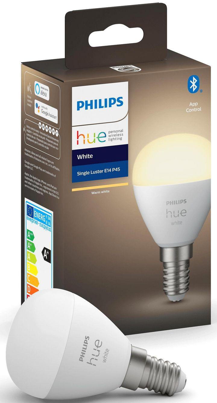 Die Mini-Tropfenlampe von Philips Hue.
