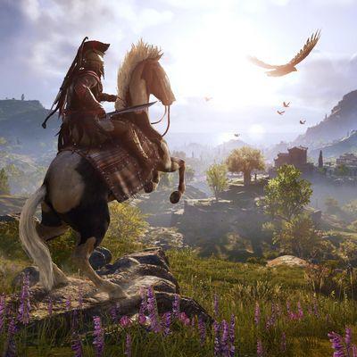 """""""Assassin's Creed Odyssey"""" überlässt Spielern viele Entscheidungen."""