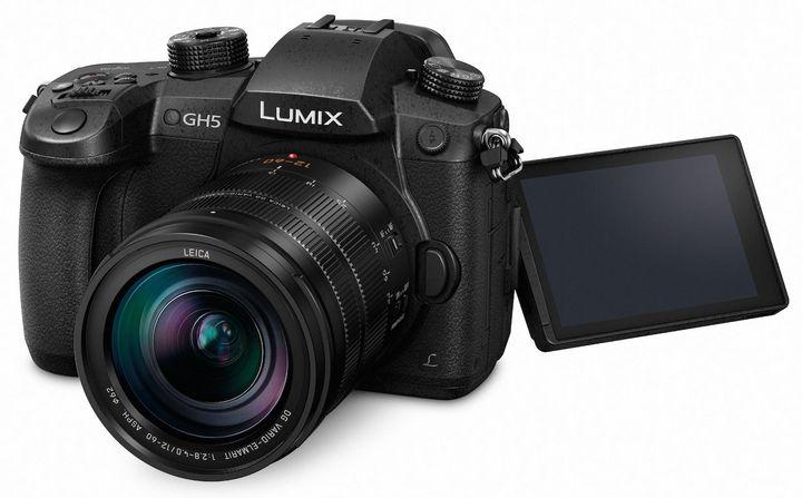 Panasonic Lumix DC-GH5 – Für professionelle Ansprüche