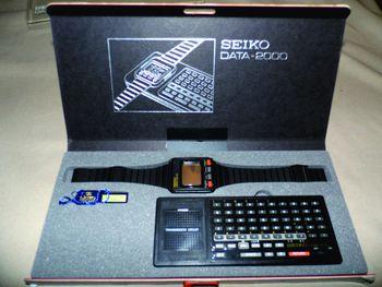 Die erste Smartwatch