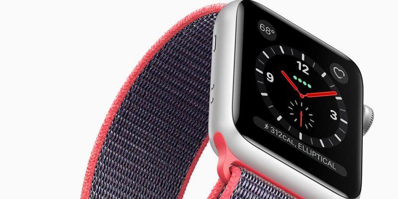 Apple Watch 3: Apps als Liste darstellen.