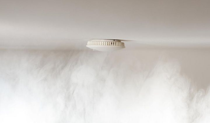 Smarte Rauchmelder sparen dank Kommunikation mittels ULE ordentlich Strom.