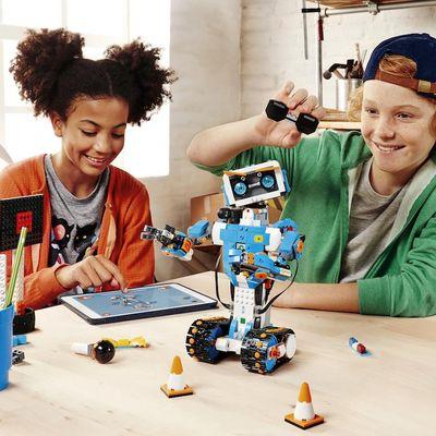 Smarte Kids programmieren selbst