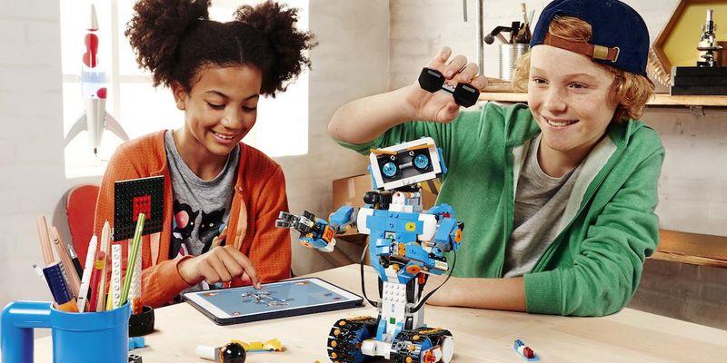 Spielzeug macht Lust auf Technik