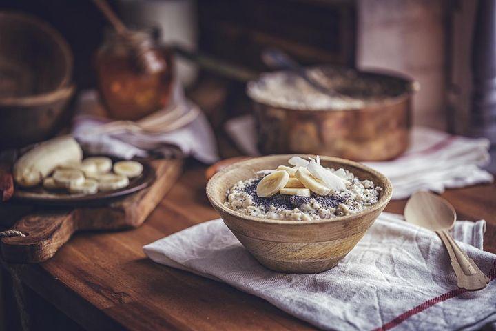 Hochwertige Öle und ein Gemüseschwerpunkt sind in der gesunden Küche wichtig.