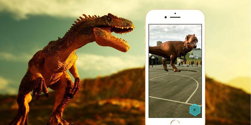 """Der """"A11-Bionic-Chip"""" im neuen iPhone bringt Spitzenleistung."""