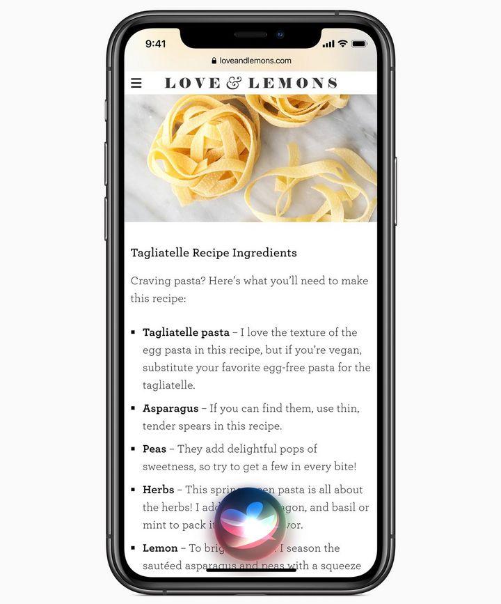 iOS 14: Verbesserte Siri