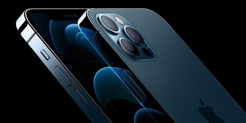 """Apple präsentiert seine neue """"iPhone 12""""-Serie."""