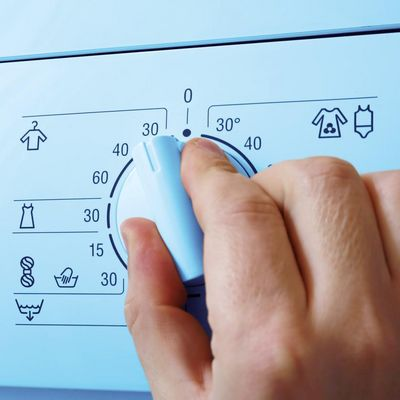 Bei Waschmaschinen spielt die Energieeffizienzklasse eine wesentliche Rolle.
