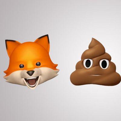 Animojis: Apple bringt neue Videochat-Figuren.