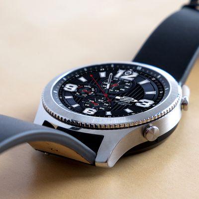 Die coolsten Features der Samsung Gear S3 im Überblick.