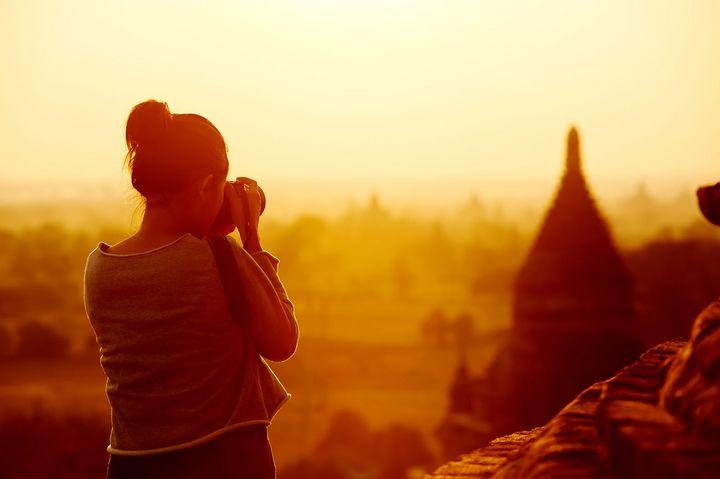 Reise-Foto-Tipp 1: Sonnenaufgang & -untergang nutzen