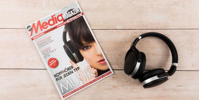 Das ist das Mediamagazin im November 2017.