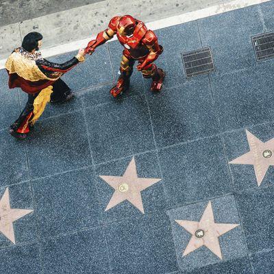 Hollywood-Stars werben für Games