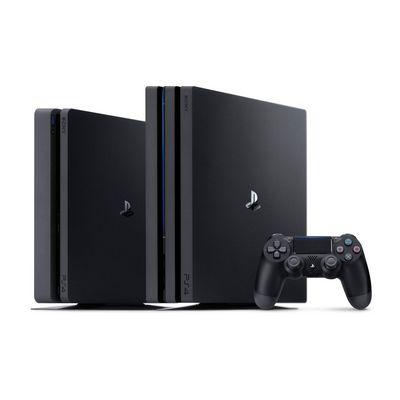"""Die neuen Mitglieder der """"PlayStation 4""""-Familie: """"Slim"""" und """"Pro"""""""