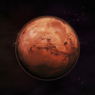 Mars Trek: Google Earth für den Mars