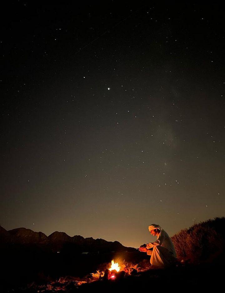 Der Nachtmodus am iPhone sorgt für stimmungsvolle Bilder.