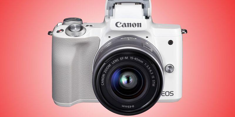 Canon präsentiert seine neue 4K-Kamera.