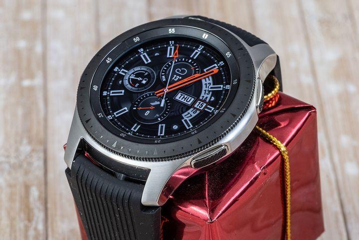 Samsungs Smartwatch ist ein Allround-Talent.