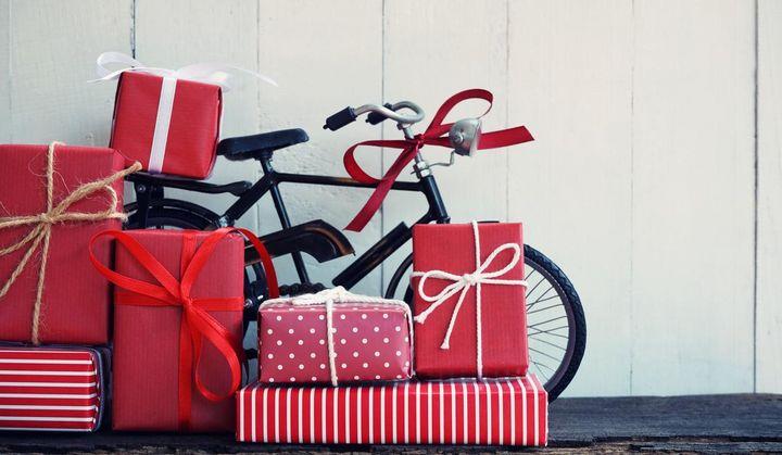 Große Geschenke verpacken