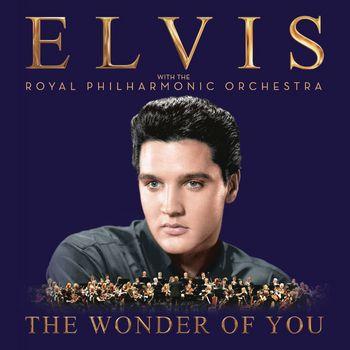 """Elvis Presley: """"The Wonder Of You"""""""