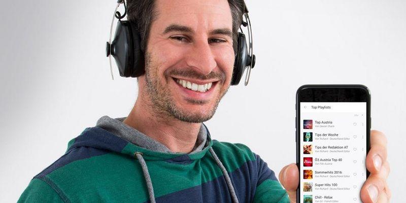 Sennheiser Momentum Wireless im Deezer-Test